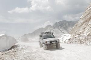 Jeep in quota